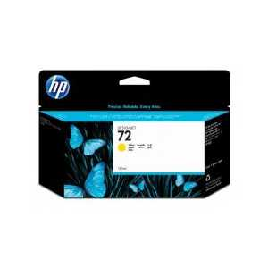Original HP 72XL Yellow ink cartridge, High Yield, C9373A