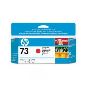 HP 73 Chromatic Red genuine OEM ink cartridge - CD951A