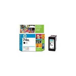 Original HP 74XL ink cartridge, High Yield, CB336WN