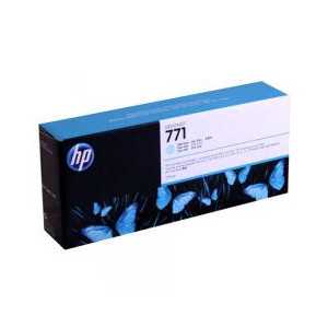 HP 771 Light Cyan genuine OEM ink cartridge - CE042A