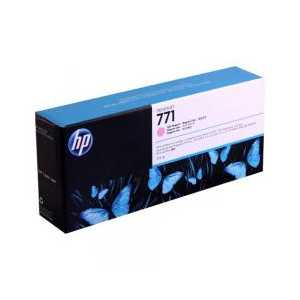 HP 771 Light Magenta genuine OEM ink cartridge - CE041A