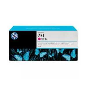 HP 771 Magenta genuine OEM ink cartridge - CE039A