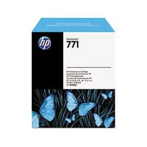 HP 771 Matte Black genuine OEM ink cartridge - CE037A