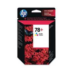 HP 78+ Tricolor genuine OEM ink cartridge - CB277AN