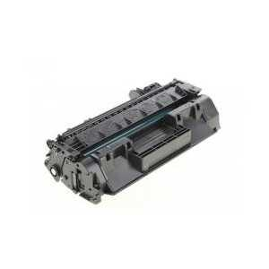 Remanufactured HP 80A Black toner cartridge, CF280A, 2700 pages