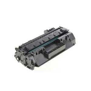 Compatible HP 80X Black toner cartridge, Jumbo Yield, CF280X, 10000 pages