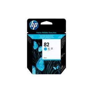 Original HP 82XL Cyan ink cartridge, High Yield, C4911A