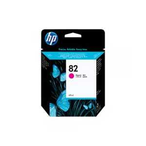 HP 82XL Magenta High Yield genuine OEM ink cartridge - C4912A