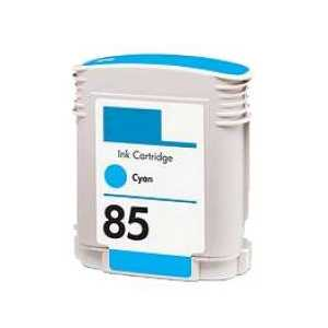 HP 85 Cyan remanufactured ink cartridge - C9425A