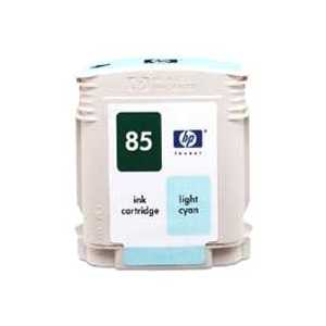 HP 85 Light Cyan genuine OEM ink cartridge - C9428A