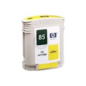 HP 85 Yellow genuine OEM ink cartridge - C9427A