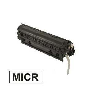 MICR HP 85A toner cartridge, CE285A, 1600 pages