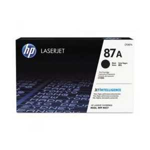 Original HP 87X Black toner cartridge, High Yield, CF287X, 18000 pages