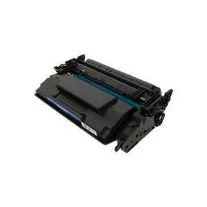 Remanufactured HP 87X Black toner cartridge, CF287X, 18000 pages