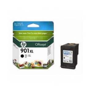 Original HP 901XL Black ink cartridge, High Yield, CC654AN
