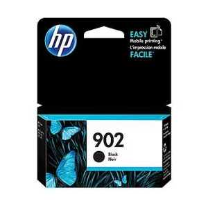 Original HP 902 Black ink cartridge, T6L98AN