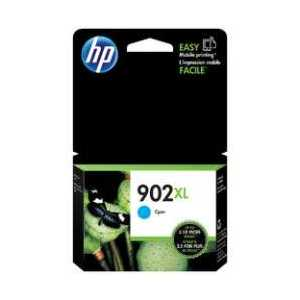 Original HP 902XL Cyan ink cartridge, High Yield, T6M02AN