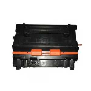 Remanufactured HP 90A Black toner cartridge, CE390A, 10000 pages