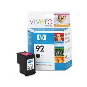 Original HP 92 ink cartridge, C9362WN
