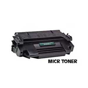 HP 98A Black MICR remanufactured toner cartridge - 92298A