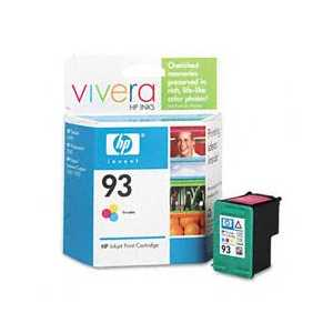 Original HP 93 ink cartridge, C9361WN