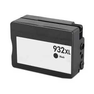 Remanufactured HP 932XL Black ink cartridge, High Yield, CN053AN