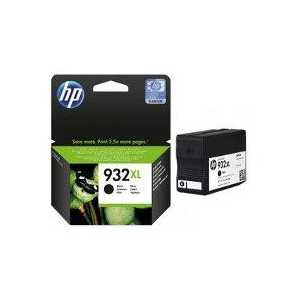 Original HP 932XL Black ink cartridge, High Yield, CN053AN
