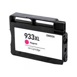 Remanufactured HP 933XL Magenta ink cartridge, High Yield, CN055AN