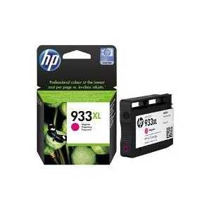 Original HP 933XL Magenta ink cartridge, High Yield, CN055AN