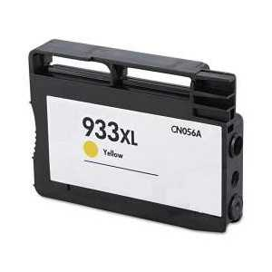 Remanufactured HP 933XL Yellow ink cartridge, High Yield, CN056AN