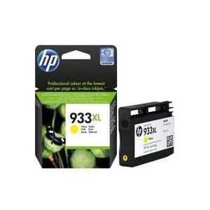 Original HP 933XL Yellow ink cartridge, High Yield, CN056AN