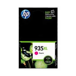 Original HP 935XL Magenta ink cartridge, High Yield, C2P25AN