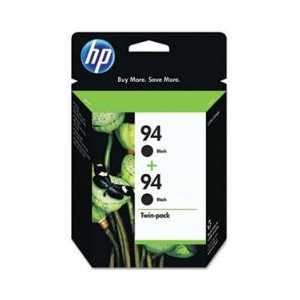 Multipack - HP 94 genuine OEM ink cartridges - C9350FN - 2 pack
