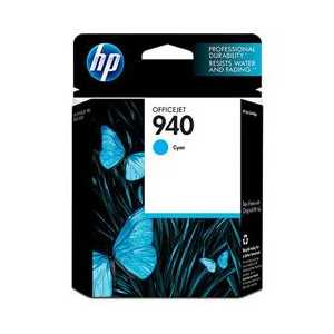 Original HP 940 Cyan ink cartridge, C4903AN
