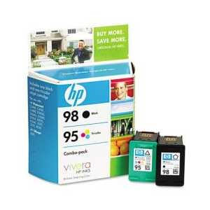 Multipack - HP 95 / HP 98 genuine OEM ink cartridges - CB327FN - 2 pack