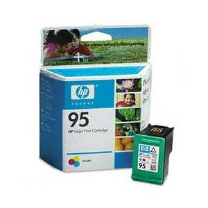 Original HP 95 ink cartridge, C8766WN
