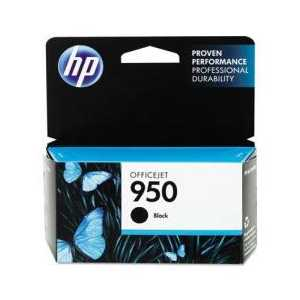 Original HP 950 Black ink cartridge, CN049AN