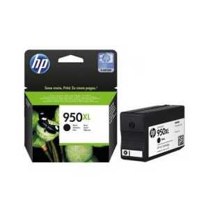 Original HP 950XL Black ink cartridge, High Yield, CN045AN