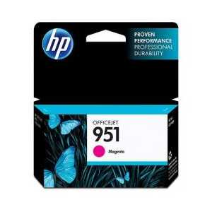 Original HP 951 Magenta ink cartridge, CN051AN