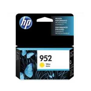 Original HP 952 Yellow ink cartridge, L0S55AN