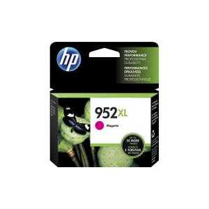 Original HP 952XL Magenta ink cartridge, High Yield, L0S64AN