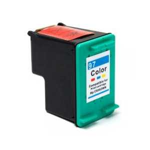 Remanufactured HP 97 Tricolor ink cartridge, C9363WN