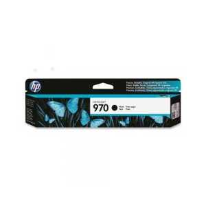 Original HP 970 Black ink cartridge, CN621AM
