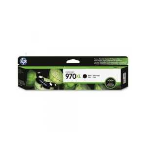 Original HP 970XL Black ink cartridge, High Yield, CN625AM