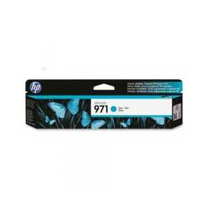 Original HP 971 Cyan ink cartridge, CN622AM
