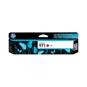 Original HP 971 Magenta ink cartridge, CN623AM
