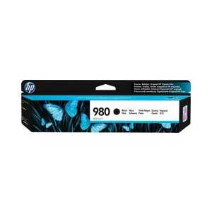 HP 980 Black genuine OEM ink cartridge - D8J10A