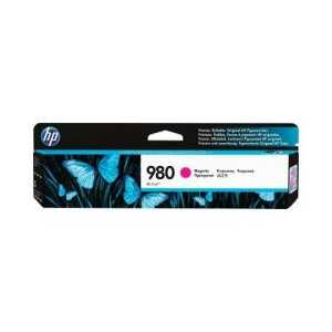 HP 980 Magenta genuine OEM ink cartridge - D8J08A