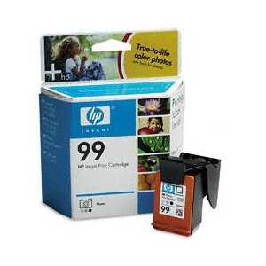 Original HP 99 ink cartridge, C9369WN