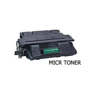 MICR HP 27X toner cartridge, High Yield, C4127X, 10000 pages